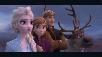 """Mira el trailer de """"Frozen II"""""""