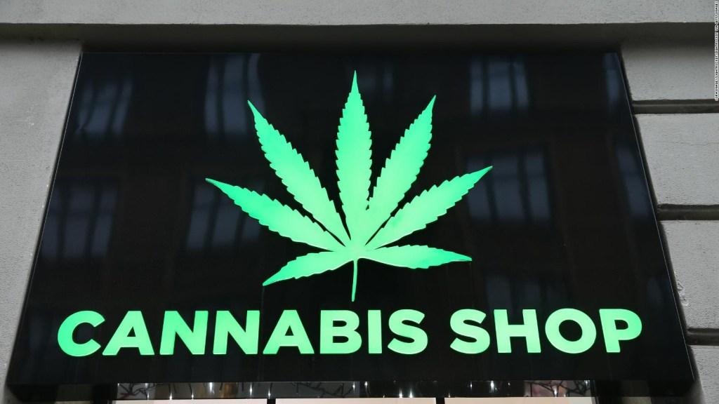 #LaCifraDelDía: 486 instituciones financieras en EE.UU. dan servicio a empresas de venta de cannabis