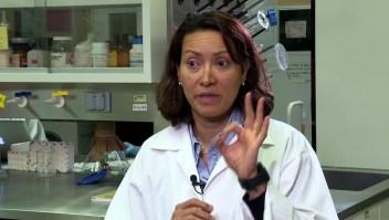 Ella encabeza el proyecto que busca erradicar el VPH