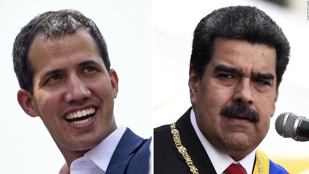 Guaidó frente a Maduro y ¿la batalla por la corona?