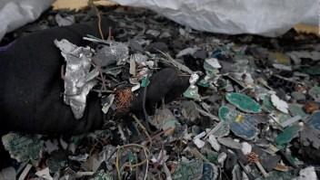 ¿Sabes que es el tsunami de desechos electrónicos?