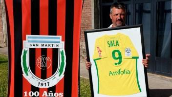 Emiliano Sala: su funeral en el lugar que lo vio crecer