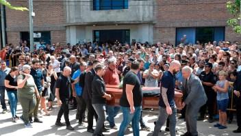 Argentina despide a Emiliano Sala