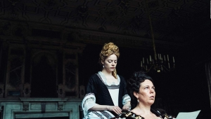 """The Favourite"": manipulación e irreverencia"