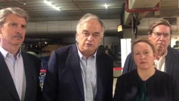 Parlamentarios europeos fueron expulsados de Venezuela