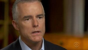 Exdirector interino del FBI rompe su silencio