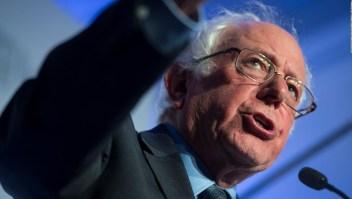 Bernie Sanders aspira a la Presidencia en el 2020