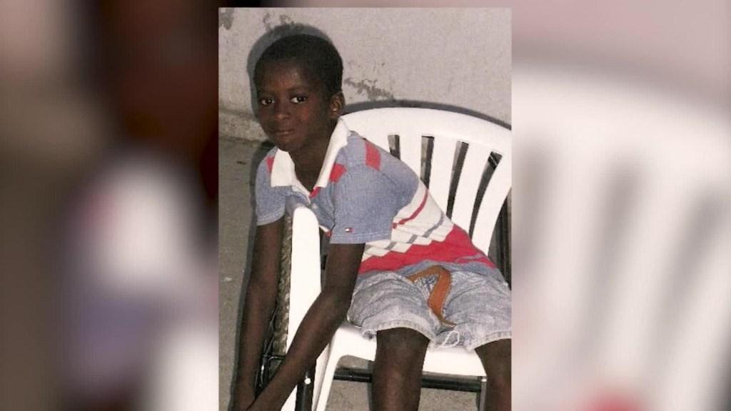 Madre de joven muerto en Haití: Lo mató la policía