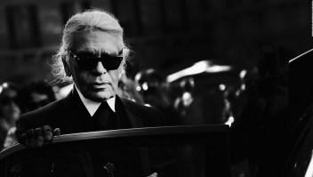Los famosos despidieron al diseñador Karl Lagerfeld