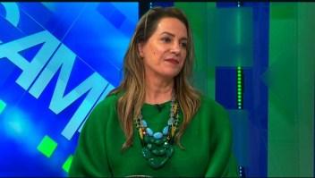 """Susie Perez: """"en el amor no hay drama"""""""