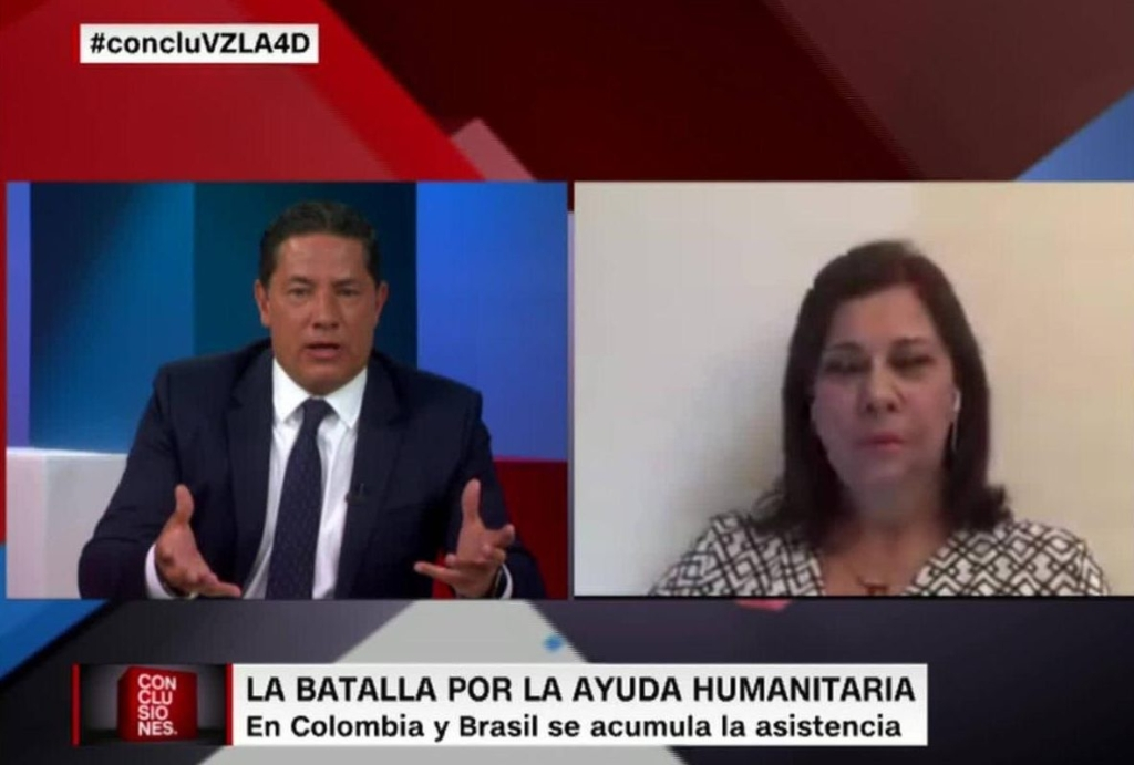 Fernando del Rincón: ¿hasta dónde se implicará Brasil en la ayuda a Venezuela?
