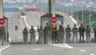 Maduro ordena cierre parcial de la frontera de Venezuela
