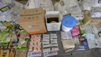 ¿Logrará pasar la ayuda humanitaria a Venezuela?