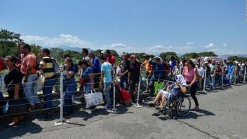 Cúcuta, la ciudad fronteriza escenario de la crisis venezolana