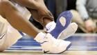 Nike sufre con la caída de Zion Williamson