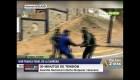 Bloqueo del acceso al túnel La Cabrera en Venezuela
