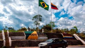 Brasileños no entrarán a Venezuela a entregar la ayuda humanitaria