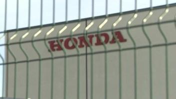 Honda cerrará su fabrica en Reino Unido