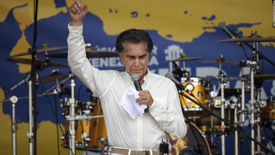 """""""El Puma"""" agradece a Dios el poder ver una Venezuela libre"""