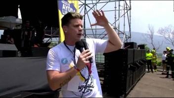 Marko Música quiere libertad para Venezuela