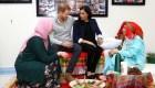 El príncipe Enrique bromeó sobre el embarazo de Meghan