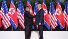 Trump viaja para cumbre con Kim Jong Un