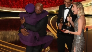 Los Oscar ya no se ven #OscarsSoWhite