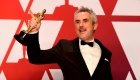 Mexicanos celebran que Cuarón gana como mejor director
