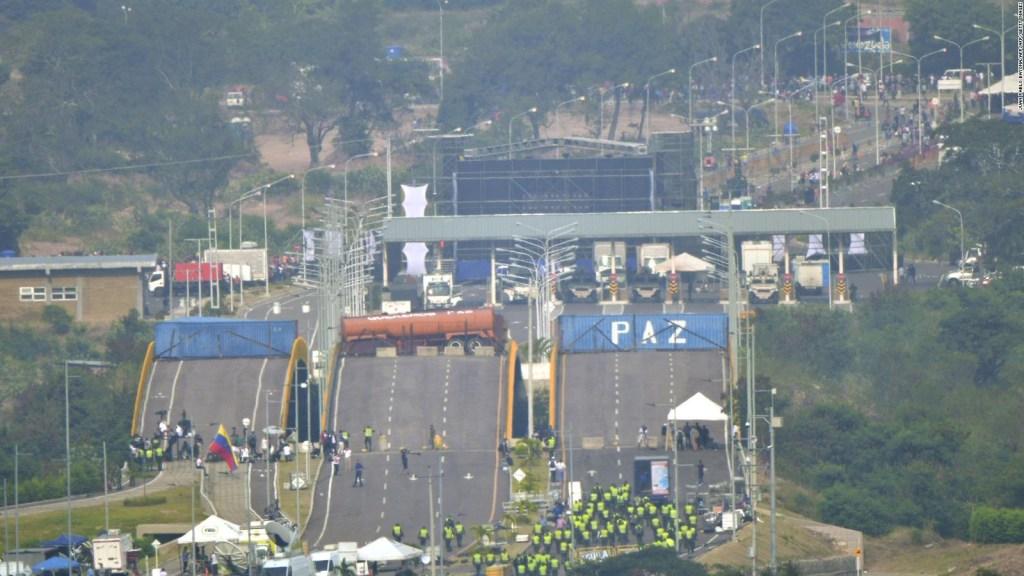 Cierran pasos fronterizos entre Colombia y Venezuela