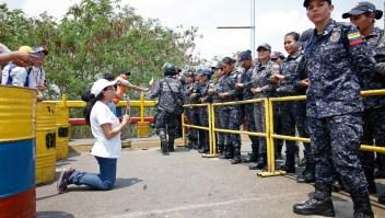 Diputada venezolana: Cruz Roja es neutral