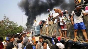 Guaidó: Venezuela resistió