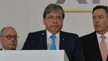 Canciller Trujillo: Hay información de amenazas contra Guaidó