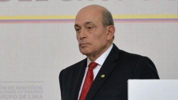 Vicecanciller peruano critica uso de la fuerza contra ayuda humanitaria