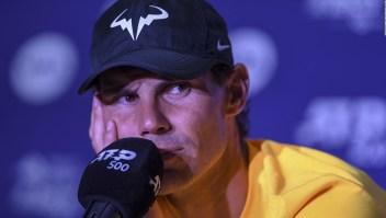 Tenistas internacionales disputan el Abierto Mexicano en Acapulco