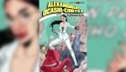 Congresista Ocasio-Cortez, superheroína en un libro de comics