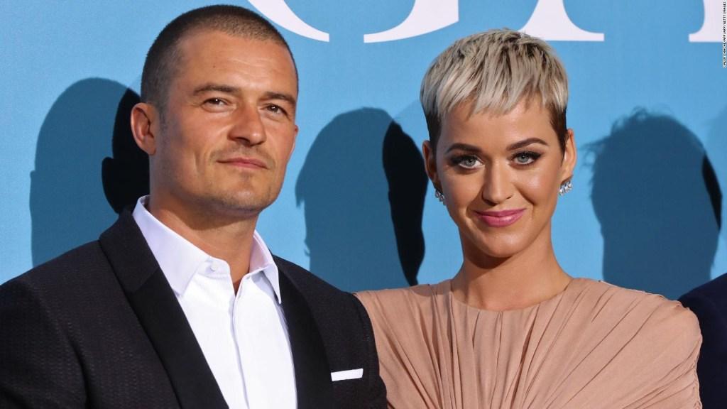 Katy Perry revela cómo fue la propuesta de matrimonio de Orlando Bloom