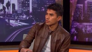 Jorge Antonio Guerrero es una de las revelaciones actorales del año