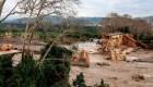 Derrumbe de puente de más de 100 años en Grecia