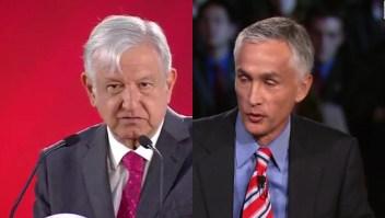 Jorge Ramos, AMLO y la postura de México sobre Venezuela