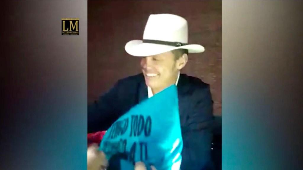 Luis Miguel: mira cómo lo reciben sus seguidores a su llegada a Argentina