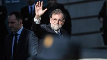 Rajoy encabeza lista de 500 testigos en el juicio contra líderes catalanes