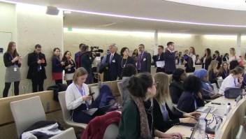 Grupo de Lima y otros países desdeñan a Jorge Arreaza en la ONU