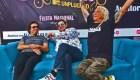 """Los Auténticos Decadentes arman una """"Fiesta Nacional"""" en México"""