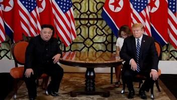 Trump y Kim se van de Vietnam sin acuerdo conjunto