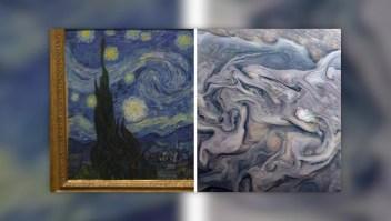 Impresionantes imágenes de planeta Júpiter