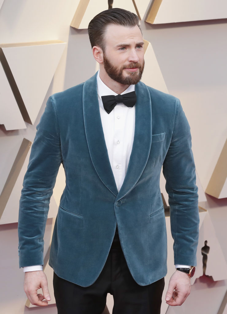 HOLLYWOOD, CA - FEBRUARY 24: Chris Evans attends the 91st Annual Academy Awards at Hollywood and Highland on February 24, 2019 in Hollywood, California. (Photo by Neilson Barnard/Getty Images)