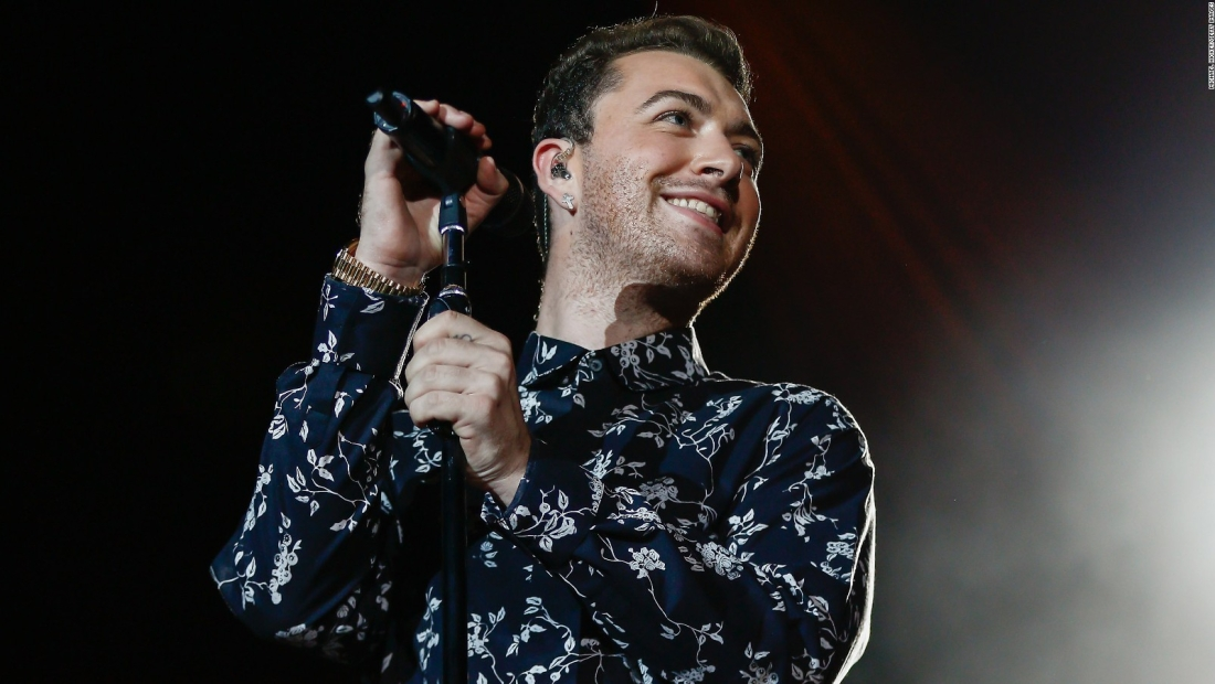 Sam Smith dice que se identifica como no binario
