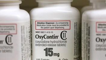 En problemas el fabricante del OxyContin