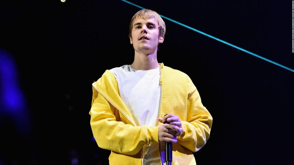 Bieber se aleja de la música por protección