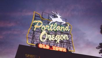 Mira lo que puedes hacer en Portland, Oregon
